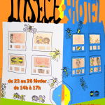 affiche insect hotel